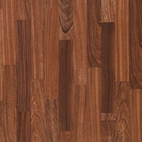 Quick-Step QS 700 Collection: Dark Merbau 3-Strip 7mm Laminate SFU040