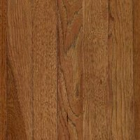 "Columbia Barton Hickory: Toasted Hickory 3/8"" x 3"" Engineered Hardwood BAH311F"