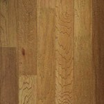 "Columbia Hand Scraped Pagosa: Campfire Hickory 3/8"" x 5"" Engineered Hardwood PGH511F"