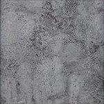 Mannington Adura Luxury Vinyl Tile: Manhattan Brushed Steel AT143