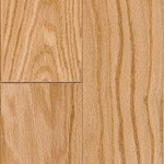 "Mannington American Oak: Natural 3/4"" x 3"" Engineered Hardwood AMO03NA1"