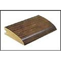 "Mannington Atlantis Prestige: Reducer Pecan Natural - 84"" Long"