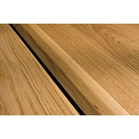 "Kahrs Original American Naturals Collection: T-mold Maple Edmonton - 78"" Long"