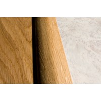 "Kahrs Linnea City Collection: Overlap Reducer White Oak Gunstock - 78"" Long"