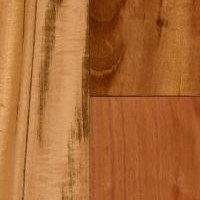 "LW Mountain Engineered Exotics: Tigerwood 9/16"" x 4 9/10"" Engineered Hardwood LWETIGER"