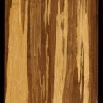 "LW Mountain Bamboo: Strand Woven Tiger 9/16"" x 3 3/4"" x 72"" Solid Bamboo LWS6S/TIGER"