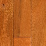 "LW Mountain Builder's Grade Pre-Finished White Oak:  Butterscotch 3/4"" x 3 1/4"" Solid Hardwood LWS1632"