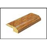 "Mannington Castle Rock:  Nutmeg Birch Baby Threshold - 84"" Long"