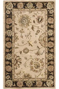 Capel Rugs Creative Concepts Cane Wicker - Vierra Cherry (560) Octagon 4' x 4' Area Rug