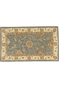 Capel Rugs Creative Concepts Cane Wicker - Canvas Persimmon (847) Octagon 4' x 4' Area Rug