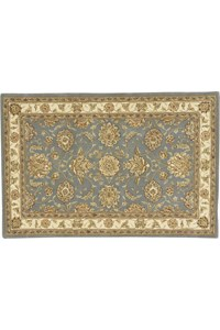 Capel Rugs Creative Concepts Cane Wicker - Canvas Brick (850) Octagon 4' x 4' Area Rug