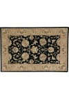Capel Rugs Creative Concepts Cane Wicker - Canvas Fern (274) Octagon 6' x 6' Area Rug