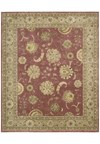 Capel Rugs Creative Concepts Cane Wicker - Kalani Ocean (417) Octagon 6' x 6' Area Rug
