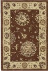 Capel Rugs Creative Concepts Cane Wicker - Vera Cruz Coal (350) Octagon 8' x 8' Area Rug