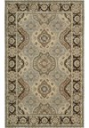 Capel Rugs Creative Concepts Cane Wicker - Java Journey Indigo (460) Octagon 8' x 8' Area Rug