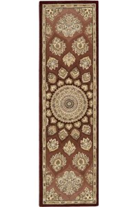 Capel Rugs Creative Concepts Cane Wicker - Cayo Vista Mojito (215) Octagon 10' x 10' Area Rug