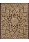 Capel Rugs Creative Concepts Cane Wicker - Shoreham Kiwi (220) Octagon 10' x 10' Area Rug