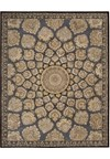 Capel Rugs Creative Concepts Cane Wicker - Paddock Shawl Mineral (310) Octagon 10' x 10' Area Rug