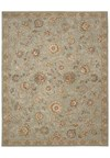 Capel Rugs Creative Concepts Cane Wicker - Kalani Coconut (615) Octagon 10' x 10' Area Rug