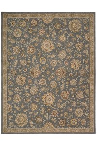 Capel Rugs Creative Concepts Cane Wicker - Vierra Spa (217) Octagon 12' x 12' Area Rug