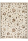 Capel Rugs Creative Concepts Cane Wicker - Shoreham Kiwi (220) Octagon 12' x 12' Area Rug