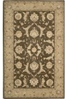 Capel Rugs Creative Concepts Cane Wicker - Canvas Glacier (419) Octagon 12' x 12' Area Rug