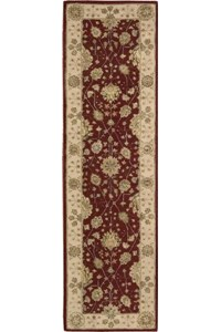 Capel Rugs Creative Concepts Cane Wicker - Canvas Paprika (517) Octagon 12' x 12' Area Rug