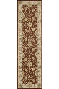 Capel Rugs Creative Concepts Cane Wicker - Bamboo Rattan (706) Octagon 12' x 12' Area Rug