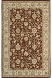 Capel Rugs Creative Concepts Cane Wicker - Dorsett Autumn (714) Octagon 12' x 12' Area Rug