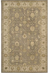 Capel Rugs Creative Concepts Cane Wicker - Shadow Wren (743) Octagon 12' x 12' Area Rug
