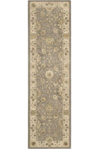 Capel Rugs Creative Concepts Cane Wicker - Canvas Cocoa (747) Octagon 12' x 12' Area Rug