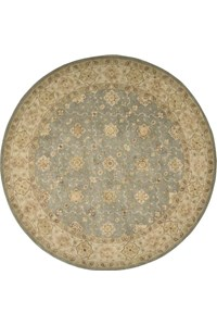 Capel Rugs Creative Concepts Cane Wicker - Sidewalk Lacquer-Ebony (920) Octagon 12' x 12' Area Rug