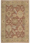 Capel Rugs Creative Concepts Cane Wicker - Canvas Coral (505) Runner 2' 6