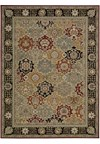Capel Rugs Creative Concepts Cane Wicker - Tuscan Vine Adobe (830) Runner 2' 6