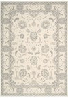 Capel Rugs Creative Concepts Cane Wicker - Canvas Canary (137) Rectangle 3' x 5' Area Rug