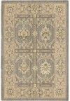 Capel Rugs Creative Concepts Cane Wicker - Canvas Glacier (419) Rectangle 3' x 5' Area Rug