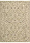 Capel Rugs Creative Concepts Cane Wicker - Bandana Indigo (465) Rectangle 3' x 5' Area Rug