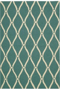 Capel Rugs Creative Concepts Cane Wicker - Shoreham Kiwi (220) Rectangle 4' x 4' Area Rug