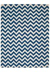 Capel Rugs Creative Concepts Cane Wicker - Kalani Ocean (417) Rectangle 4' x 4' Area Rug