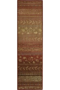 Capel Rugs Creative Concepts Cane Wicker - Canvas Antique Beige (717) Rectangle 4' x 4' Area Rug
