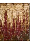 Capel Rugs Creative Concepts Cane Wicker - Dupione Caramel (150) Rectangle 5' x 8' Area Rug