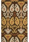 Capel Rugs Creative Concepts Cane Wicker - Canvas Glacier (419) Rectangle 6' x 6' Area Rug