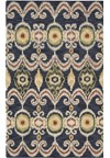 Capel Rugs Creative Concepts Cane Wicker - Canvas Ivory (605) Rectangle 6' x 6' Area Rug
