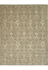 Capel Rugs Creative Concepts Cane Wicker - Tuscan Vine Adobe (830) Rectangle 6' x 6' Area Rug