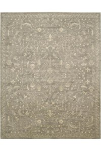 Capel Rugs Creative Concepts Cane Wicker - Vera Cruz Coal (350) Rectangle 8' x 10' Area Rug