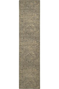 Capel Rugs Creative Concepts Cane Wicker - Bamboo Coal (356) Rectangle 8' x 10' Area Rug