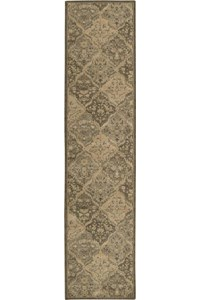 Capel Rugs Creative Concepts Cane Wicker - Fife Plum (470) Rectangle 8' x 10' Area Rug
