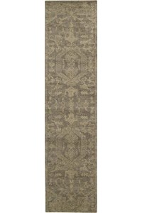 Capel Rugs Creative Concepts Cane Wicker - Canvas Rust (837) Rectangle 8' x 10' Area Rug