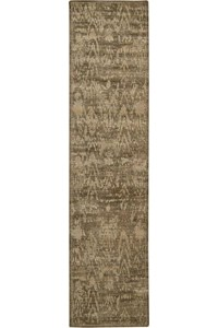 Capel Rugs Creative Concepts Cane Wicker - Bahamian Breeze Cinnamon (875) Rectangle 8' x 10' Area Rug