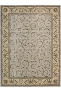 Capel Rugs Creative Concepts Cane Wicker - Vierra Brick (530) Rectangle 10' x 10' Area Rug